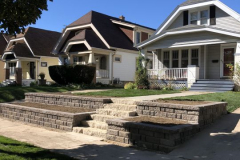 Milwaukee Retaining Wall